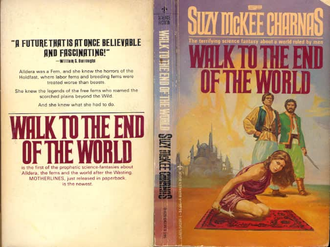 Walk to the End of the World - Suzy McKee Charnas cover