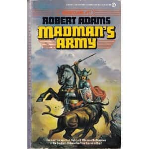 Madman's Army - Robert Adams cover