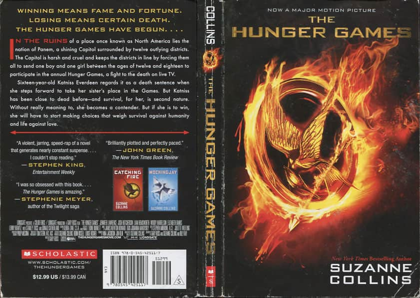 Book Cover Series Games ~ Hunger games book cover imgkid the image kid