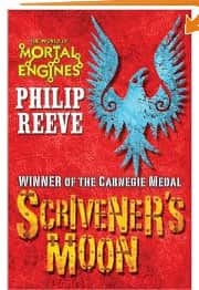Scrivener's Moon - Philip Reeve cover