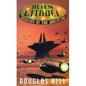 Alien Citadel - Douglas Hill cover