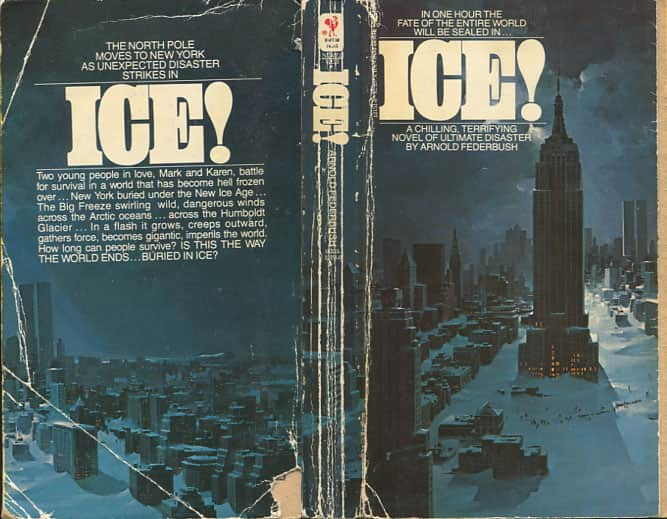 Ice! - Arnold Federbush cover