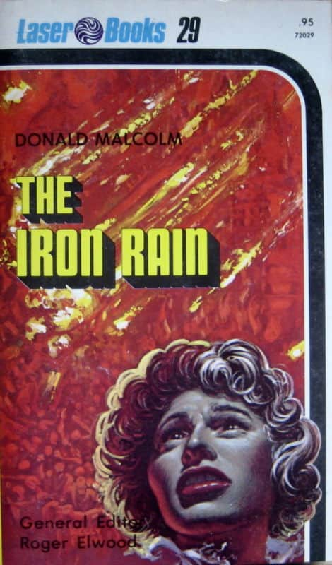 The Iron Rain  - Donald Malcolm cover