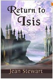 Return to Isis - Jean Stewart cover