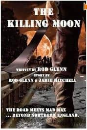 The Killing Moon  - Rod Glenn cover