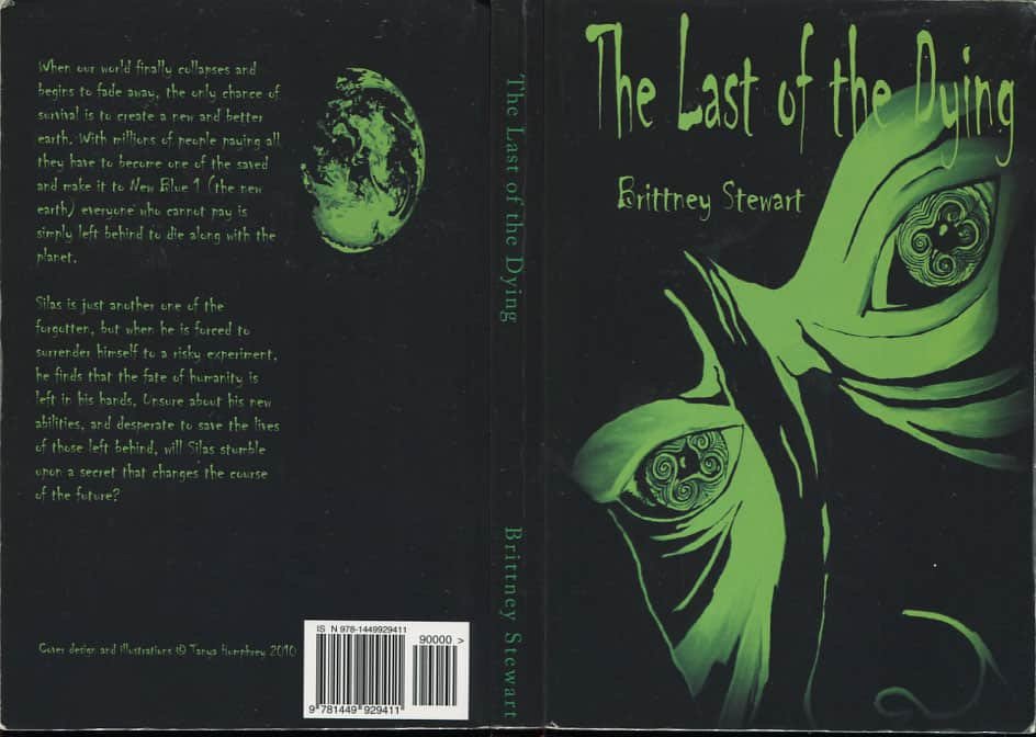 The Last of the Dying  - Brittney Stewart cover