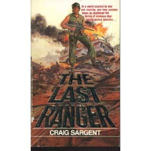 The Last Ranger  - Craig Sargent cover