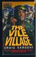The Vile Village  - Craig Sargent cover