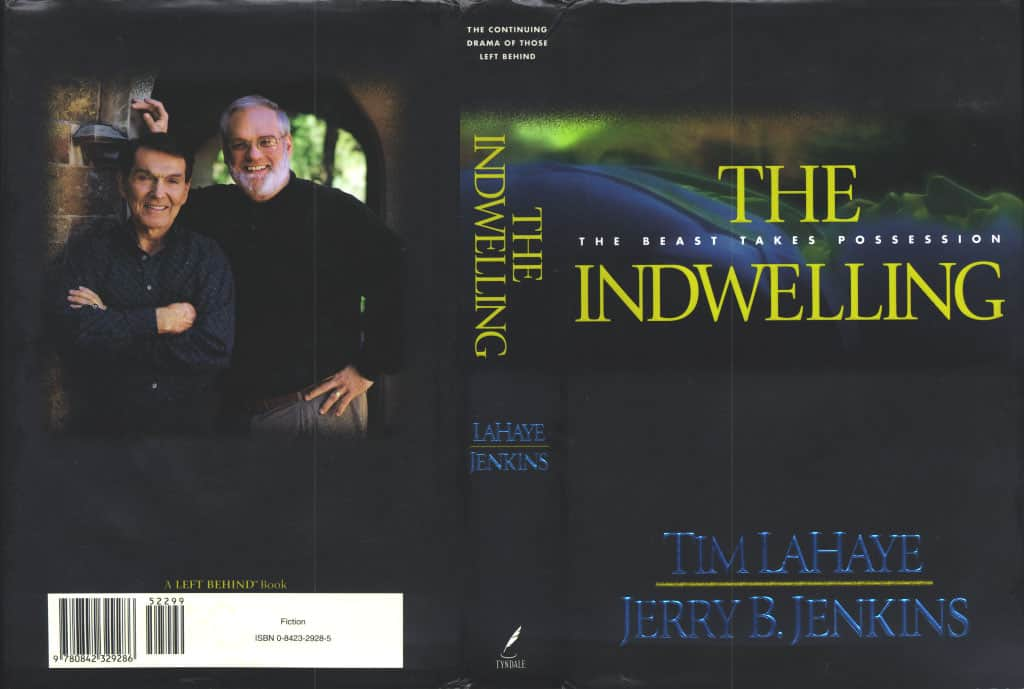 Indwelling - Jerry B. Jenkins / Tim LaHaye cover