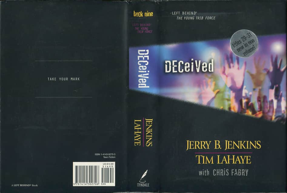 Deceived - Jerry B. Jenkins / Tim LaHaye cover