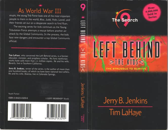 Search - Jerry B. Jenkins / Tim LaHaye cover