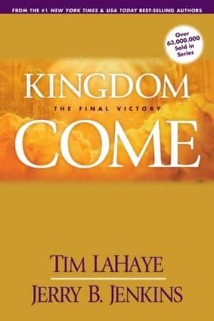 Kingdom Come - Jerry B. Jenkins / Tim LaHaye cover