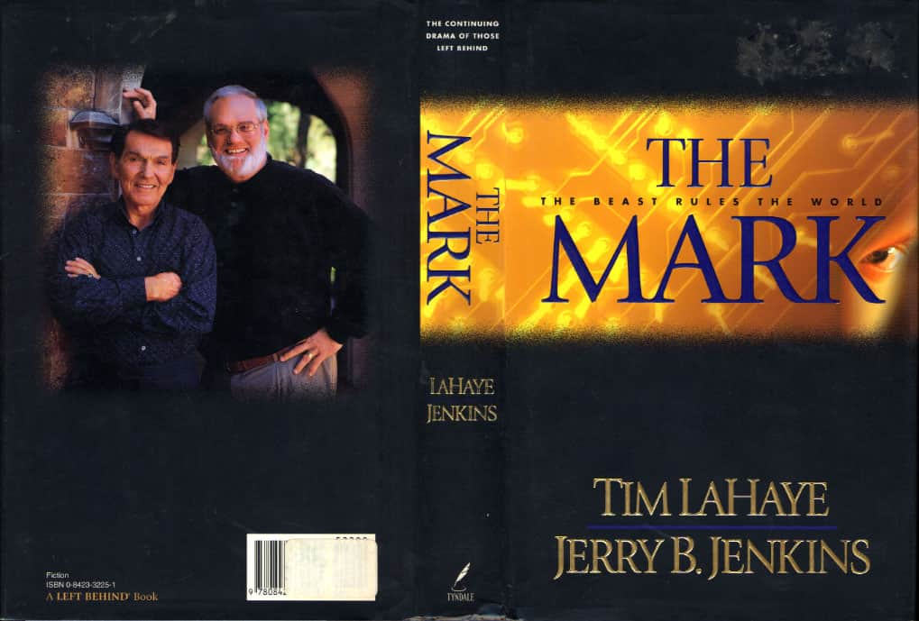 Mark - Jerry B. Jenkins / Tim LaHaye cover