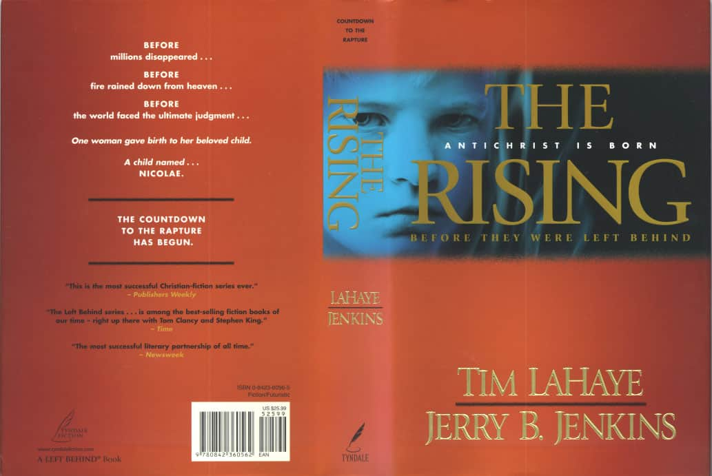 Rising: Antichrist is Born - Jerry B. Jenkins / Tim LaHaye cover