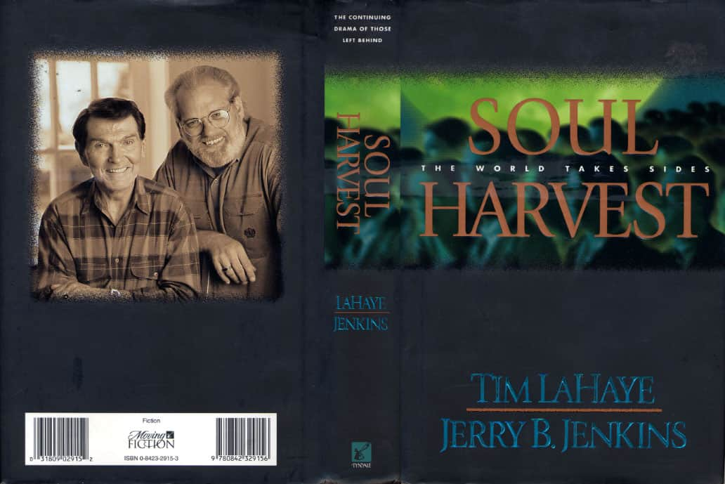 Soul Harvest - Jerry B. Jenkins / Tim LaHaye cover