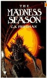 The Madness Season  - C. S. Friedman cover