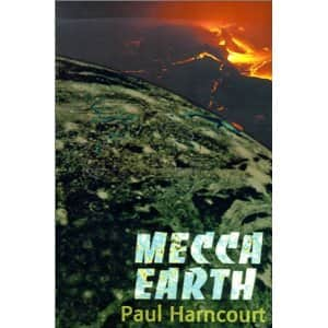 Mecca Earth - Paul Harncourt cover