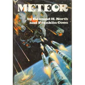 Meteor - Edmund H. North cover