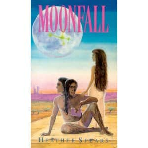 Moonfall - Heather Spears cover