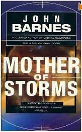 Mother of Storms - John Barnes cover
