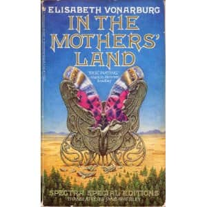In the Mothers' Land - Elisabeth Vonarburg cover