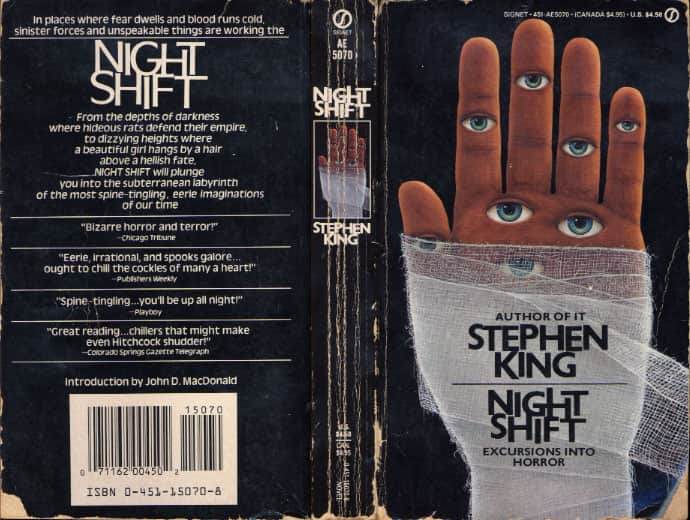 Night Shift [Night Surf] - Stephen King cover