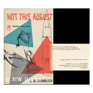 Not This August - C.M. Kornbluth cover