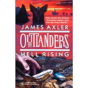 Hell Rising - James Axler cover
