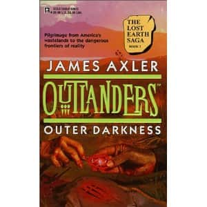 Outer Darkness - James Axler cover