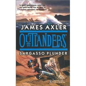 Sargasso Plunder - James Axler cover
