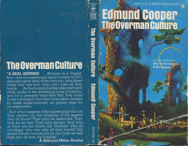 The Overman Culture  - Edmund Cooper cover