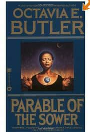 Parable of the Sower - Octavia E. Butler cover