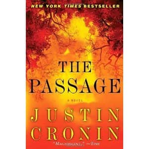 The Passage  - Justin Cronin cover