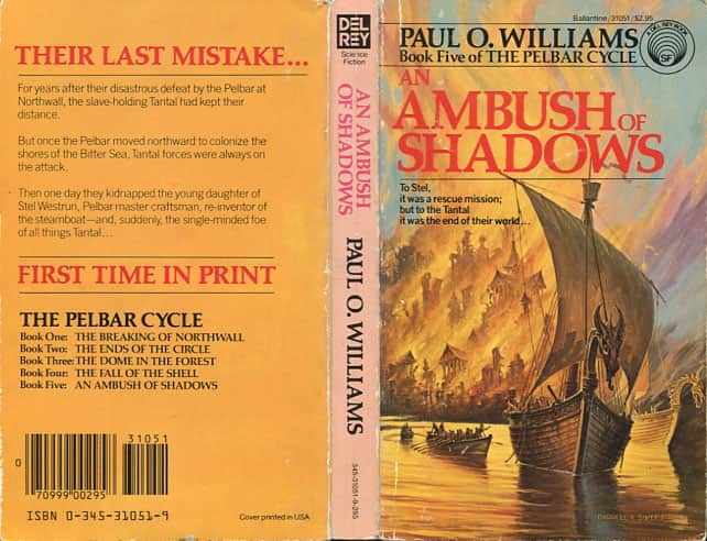 Ambush of Shadows  An - Paul O. Williams cover