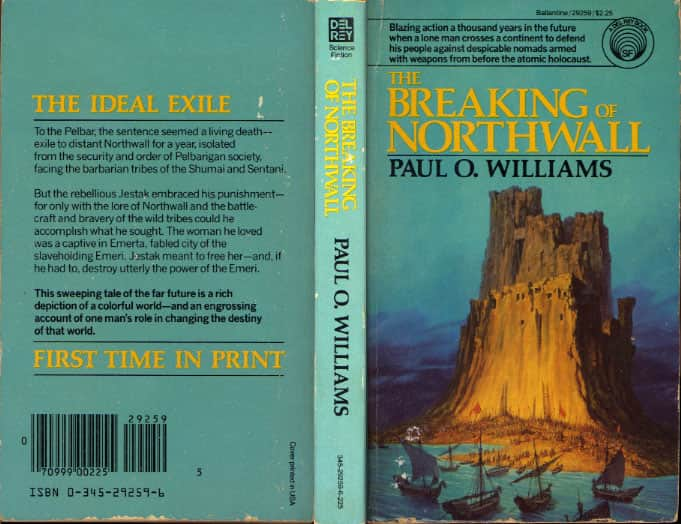 The Breaking of Northwall  cover