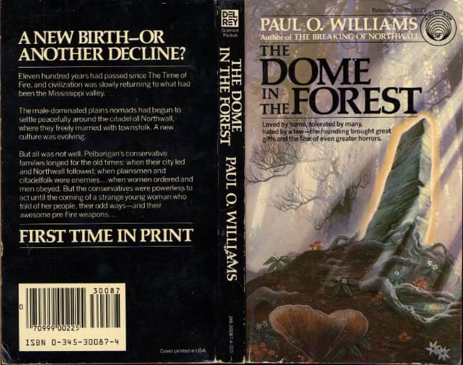 The Dome in the Forest  - Paul O. Williams cover