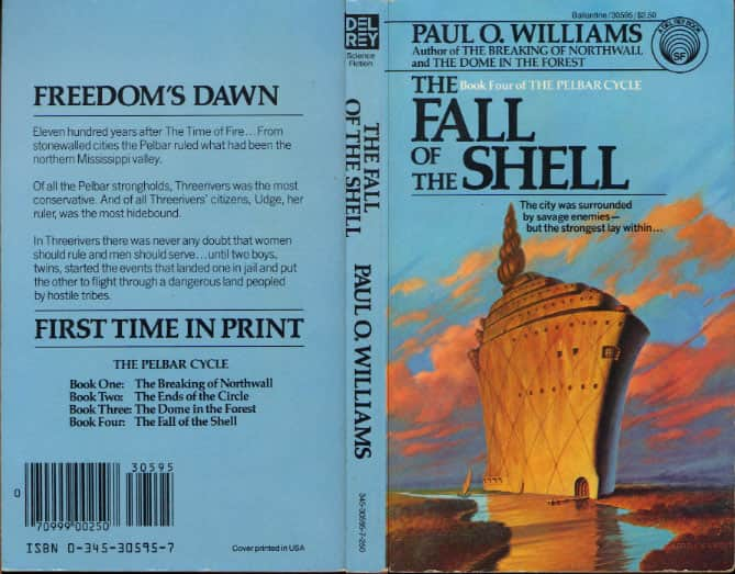 The Fall of the Shell  - Paul O. Williams cover