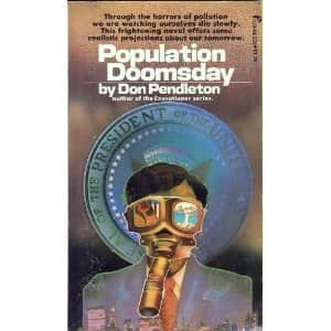 Population Doomsday - Don Pendleton cover