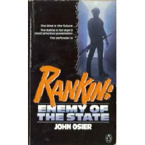 Rankin: Enemy of the State - John Osier cover