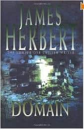 Domain - James Herbert cover