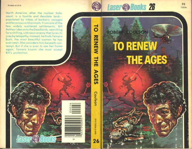 To Renew the Ages - Robert Coulson cover