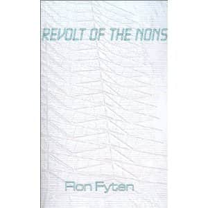 Revolt of the Nons - Ronald Fyten cover