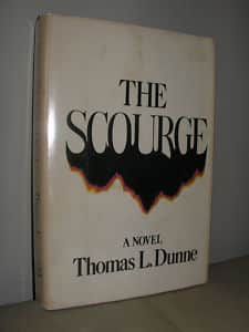 The Scourge  - Thomas Dunne cover