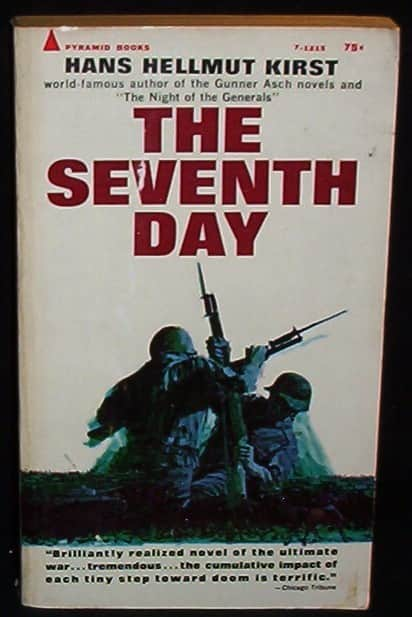 The Seventh Day  - Hans Hellmut Kirst cover