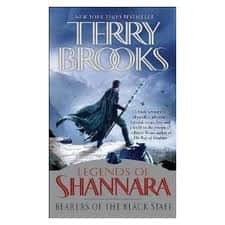 Bearers of the Black Staff - Terry Brooks cover