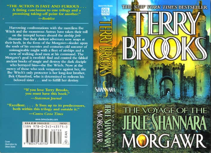 Morgawr Morgawr - Terry Brooks