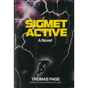 Sigmet Active - Thomas Page cover