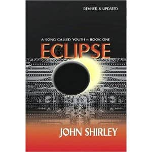 Eclipse - John Shirley cover