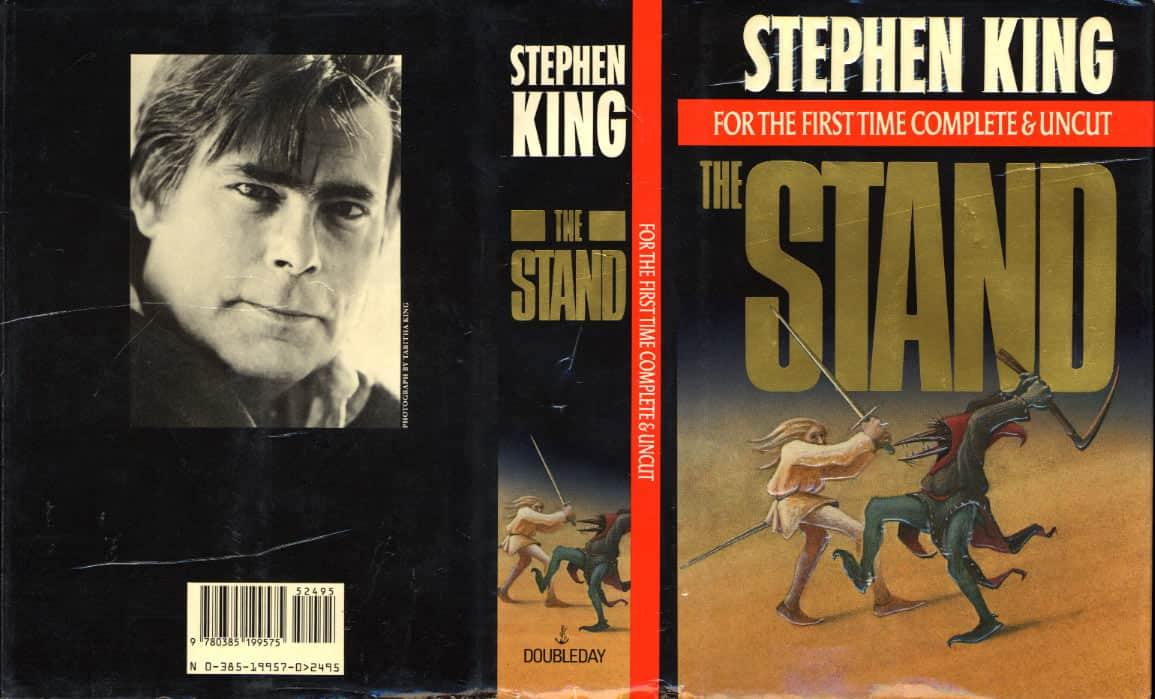 The Stand  - Stephen King cover