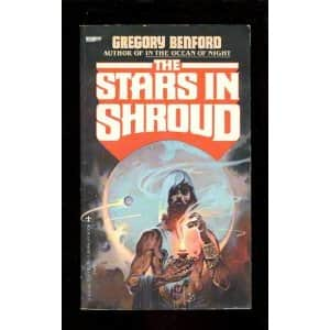 The Stars in Shroud  - Gregory Benford  cover